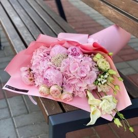Fresh flowers delivery!  For