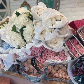 """Квіткові поставки в """"Je t'aime"""